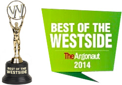 VS&B Best of The Westside Argonaut 2014